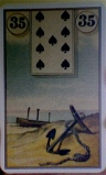 Lenormand Anchor #35