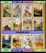 Simple Trigger layout using Jeu du destin Lenormand