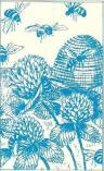 Blue 8. Celestial Bees