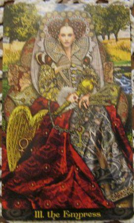 Empress Tarot Illuminati
