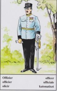 Gipsy Officer