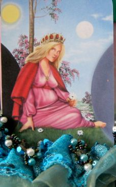 witches tarot Empress