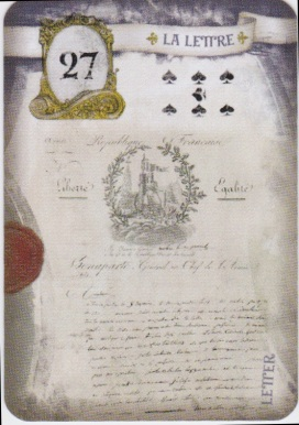 27 letter 7 spades