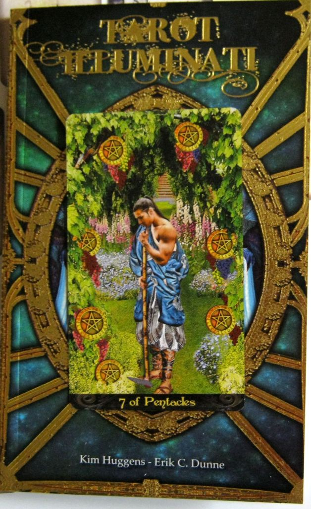 Get To Know Your Tarot Deck