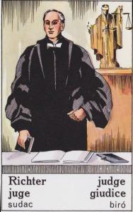 ZIGEUNER .JUDGE