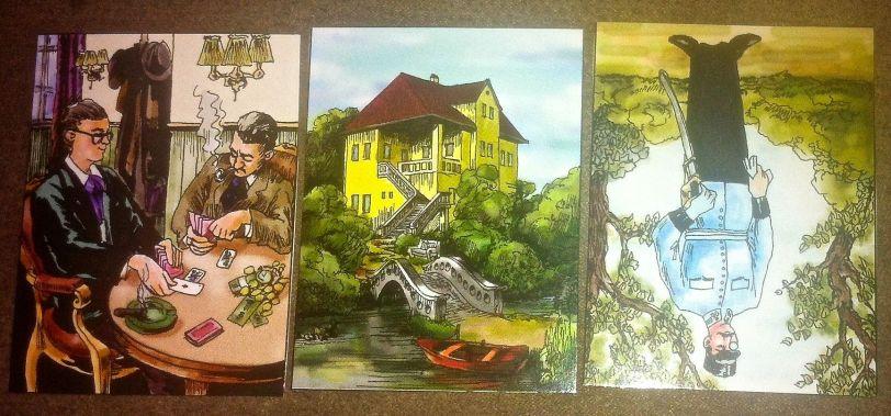 Gipsy Cards - Cigány Kártya