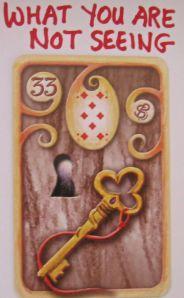 #33 Magische (Magical) Lenormand