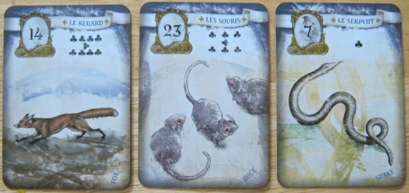 Lenormand Revolution cards
