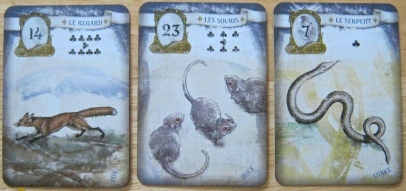 Lenormand Revolution cards