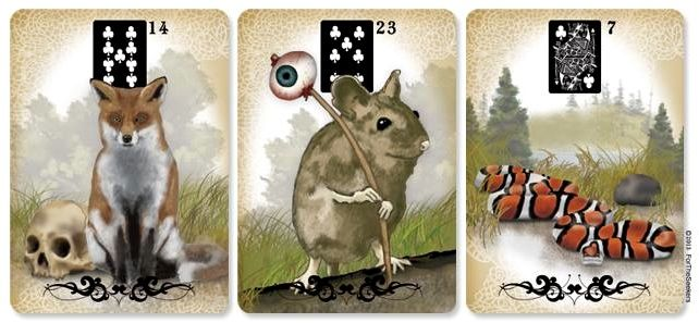 ForTheSeekers Lenormand