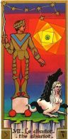 Masonic Tarot The Chariot