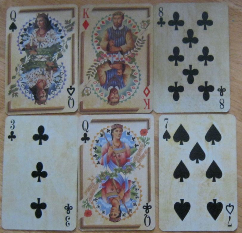 Jane Lyle's Fortune Teller Deck