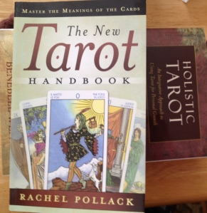 The New Tarot Handbook by Rachel Pollack