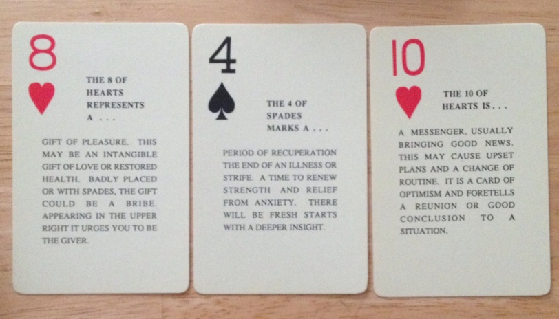 Dana 52 card system