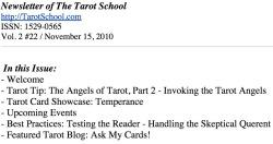 TarotSchool.com - 1